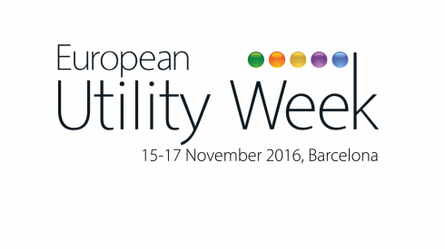 German Pavilion at the European Utility Week in Barcelona